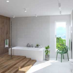 Kitchen Wooden Bathroom (ViSoft)