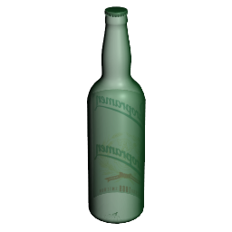 3D Model - Czech beer (Tom)
