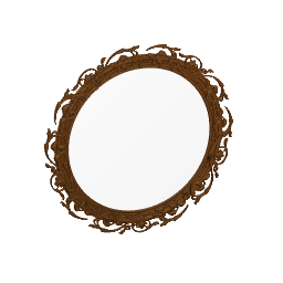 3D Model - Mirror (Bauservice)