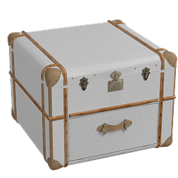 3D Model - Richards` steamer trunk 2 (Mykola Kuriansky)