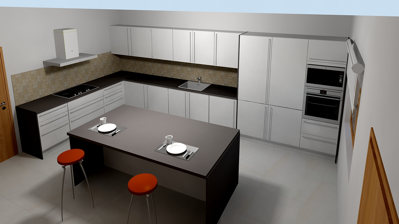Nobilia Kitchen Design Kitchen By Cujobanks Il Bagno Nigeria On Visoft360 Portal
