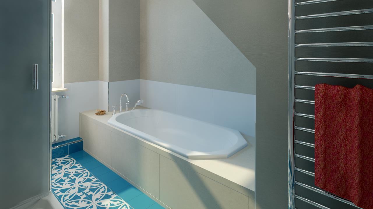 Klassisches badezimmer 3 bathroom von ing fritz bissert for Badezimmer design app
