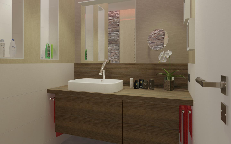 innenliegendes bad mit gro er dusche 1 bathroom von ing fritz bissert gmbh co kg sven horne. Black Bedroom Furniture Sets. Home Design Ideas