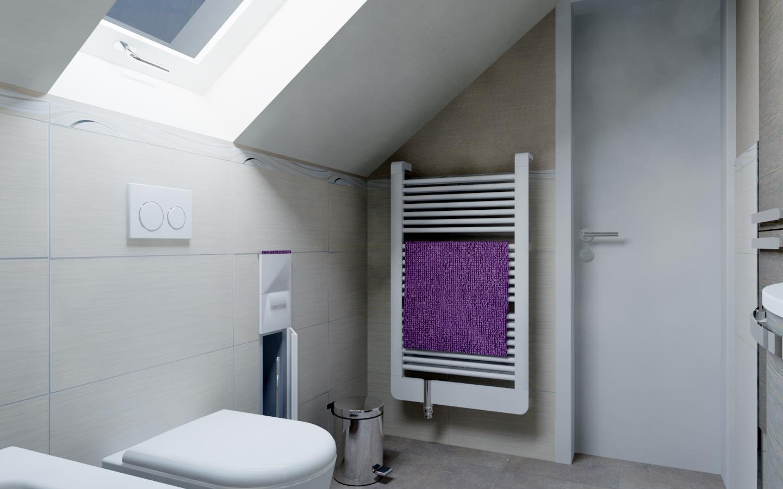 Wannen Bad Im Dachgeschoss 3 Bathroom By Ing Fritz Bissert Gmbh Co