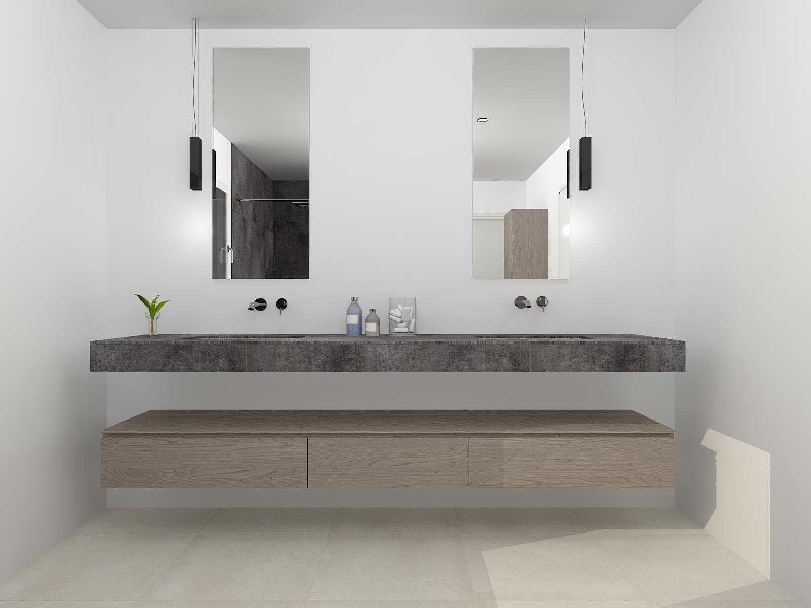 Mattout carrelage deb14221 v3 2 bathroom by mattout for Mattout carrelage