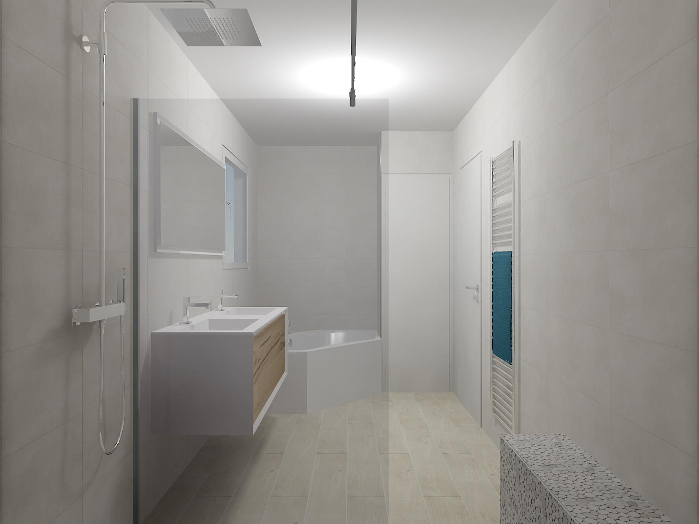 Mattout carrelage dem16617 v3 2 1 bathroom by mattout for Mattout carrelage aubagne