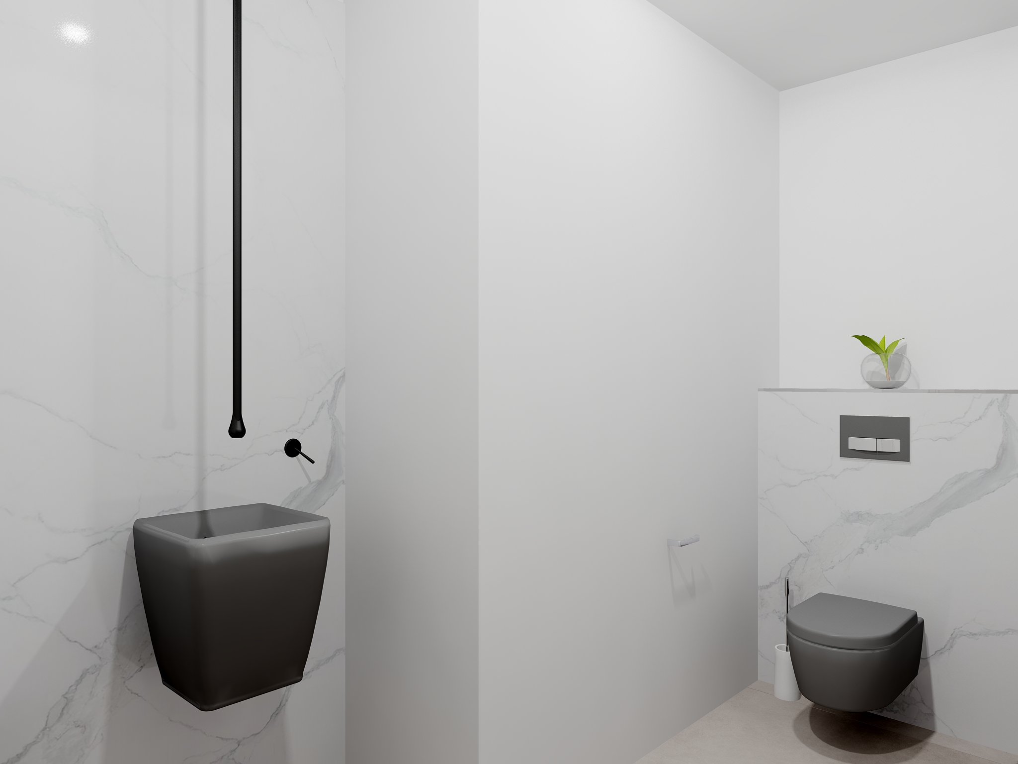 Mattout Carrelage WC INVITES V1 2 Bathroom By Mattout ...