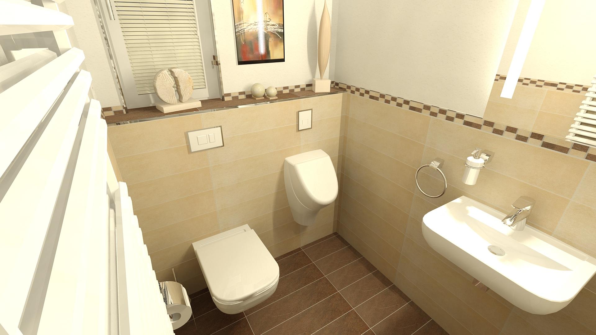 Gäste-WC Bathroom By Gerd Nolte Inh.R.Schumann(Gerd Nolte Heizung ...