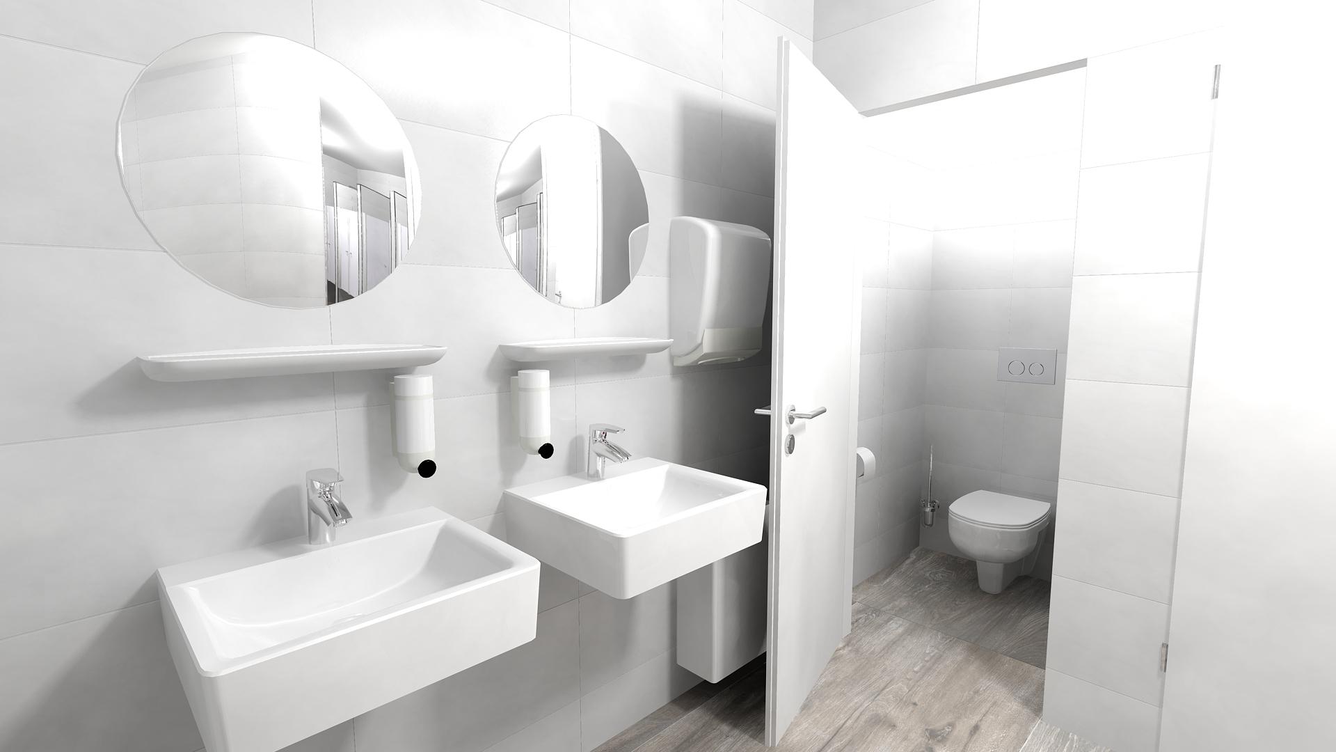 Damen WC Fitness Studio01 PublicArea By Gerd Nolte Inh.R.Schumann ...