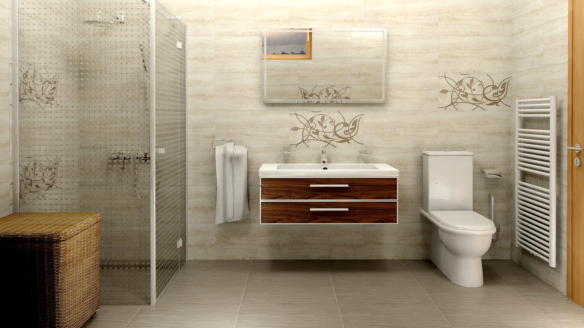 Amiche10 Bathroom Von Szép Otthon Pápa() auf dem ViSoft360 Portal