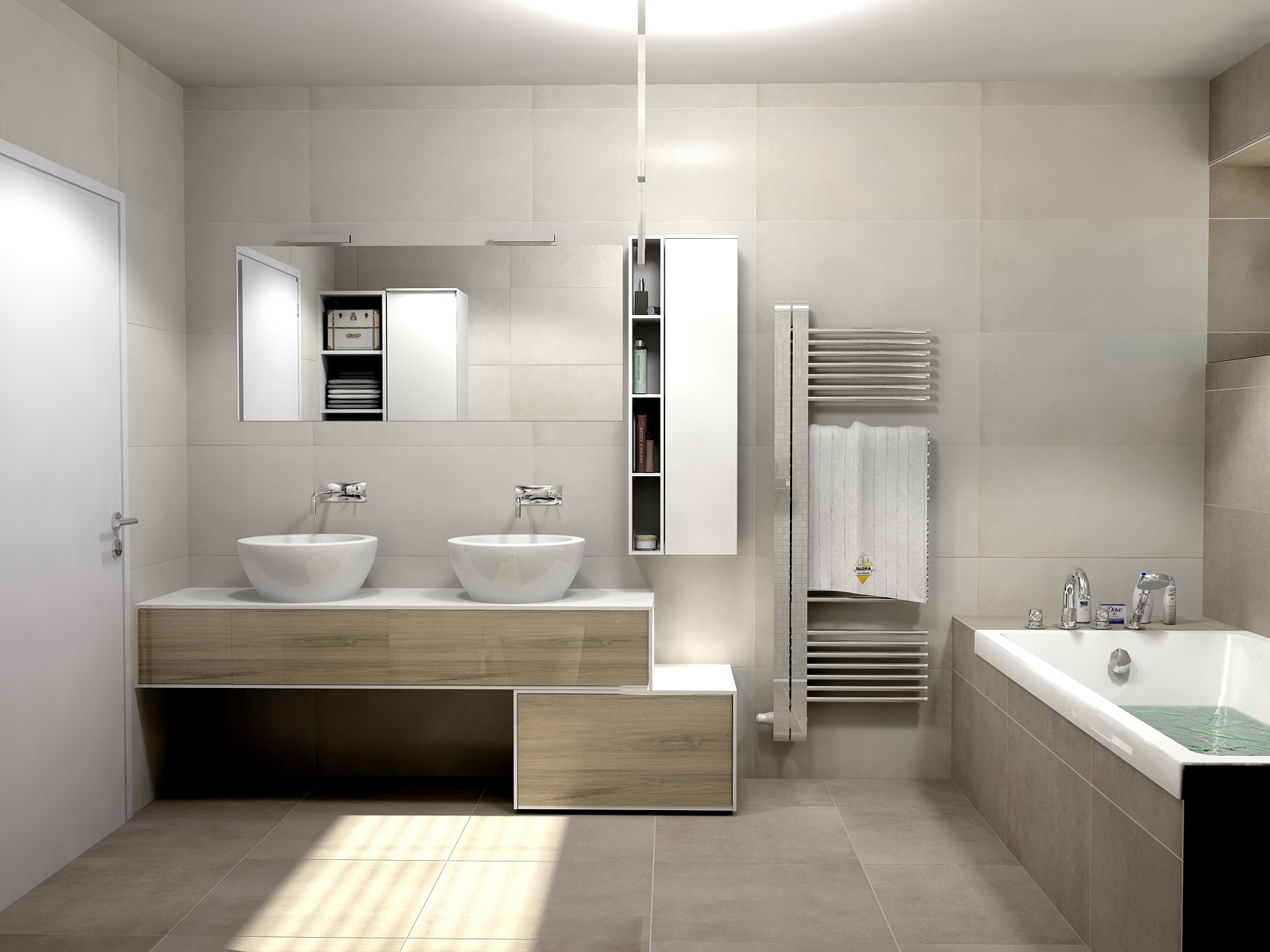 Floorgres industrial bathroom by mitja paliska doopaliska floorgres industrial dailygadgetfo Image collections