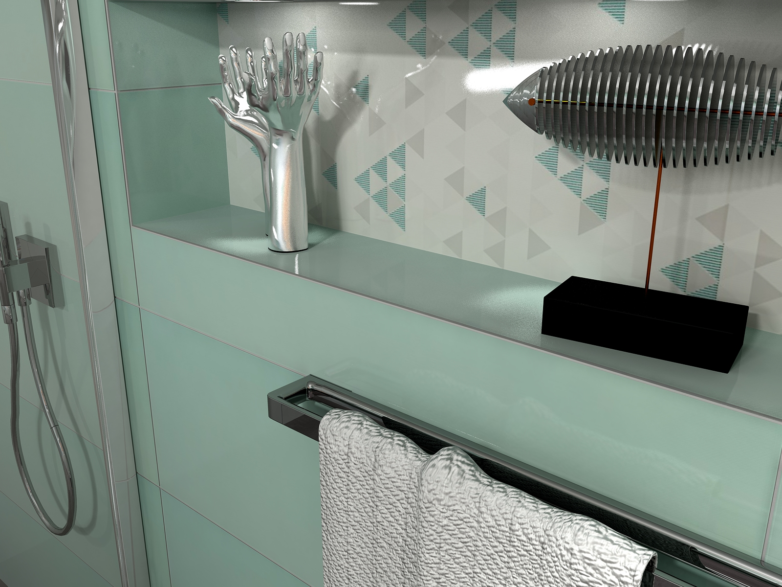 Love tiles acqua place bathroom by mitja paliska doo love tiles acqua place dailygadgetfo Images