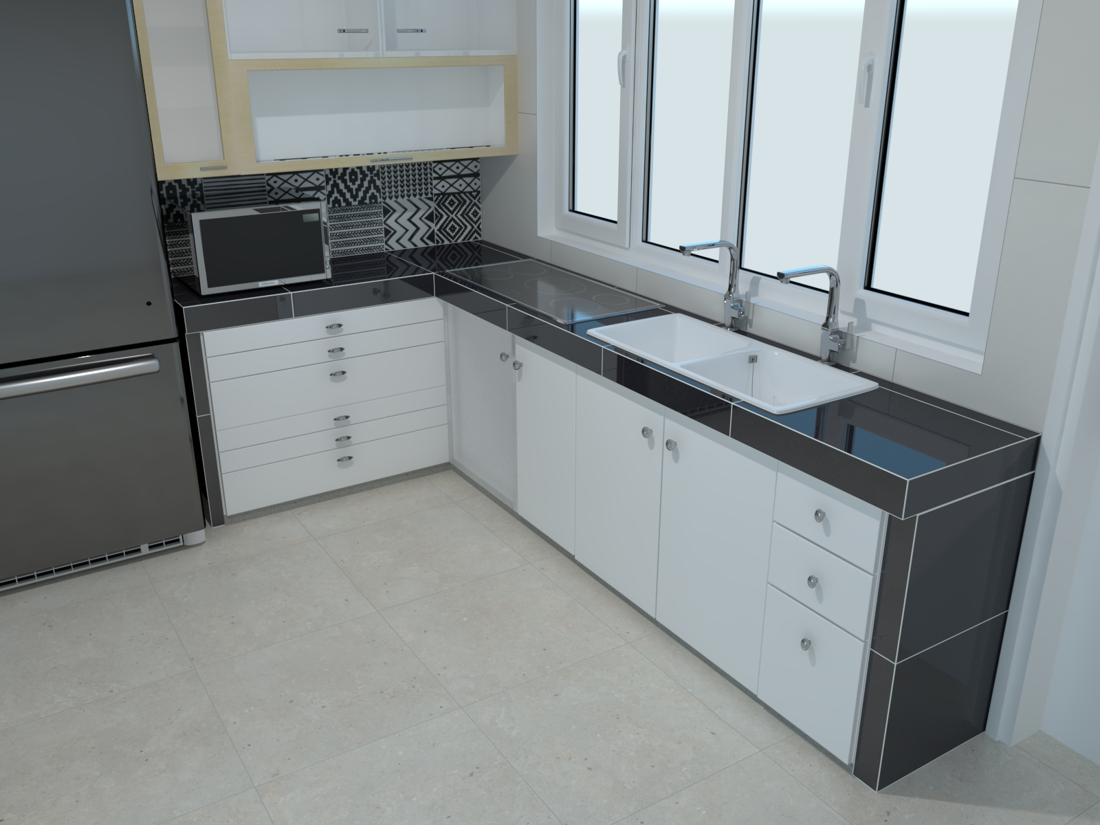 W.Yiong_Kitchen Kitchen By NTB Team(Niro Ceramic Sales & Services (M ...