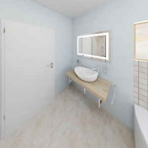 Bathroom 6004 mental ray (Rainer Nissler)