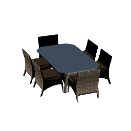 3D Model - Table (Andrew Dyshkant)
