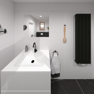Bathroom badkamer_trend_met_douchebak-360 (Saniweb)