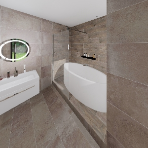 Bathroom Norway 3D   (Niya)