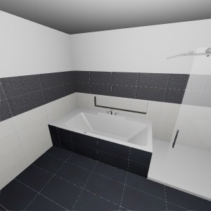 Bathroom kunde (Badplaner DE577260)