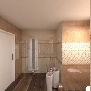 Bathroom LITHOS (Merkur Slovenija)