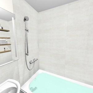 Variante_1_beige-01 Bathroom By Fliesen Fischer GmbH ...
