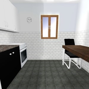 Bathroom Test Kitchen (Merola Tile)