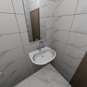 Bathroom B2-01 (HUSSEIN ALI)