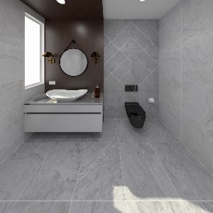 Bathroom Naz_Powder Room (Creative Lab Malaysia)