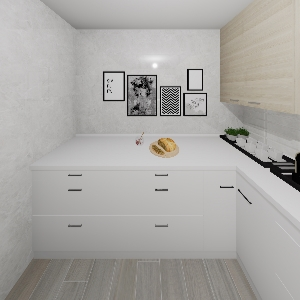 Bathroom Shasha_Kitchen (Creative Lab Malaysia)