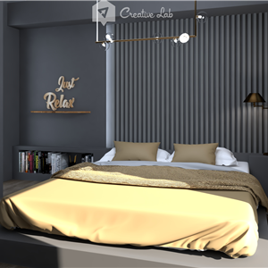 Bathroom Shasha_Bedroom (Creative Lab Malaysia)