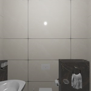 Bathroom Cornelin  (Safa Guliyev)