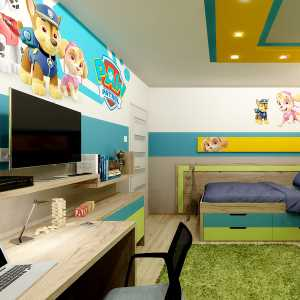 LivingRoom SzK_children's_room (mcjoky)