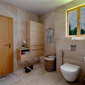 LivingRoom Master Bathroom_03 (Sara General Est. Dubai UAE)