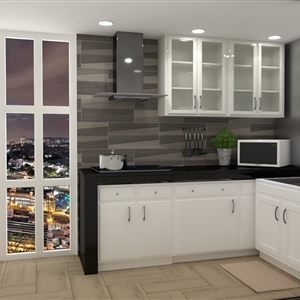 LivingRoom ally_Kitchen (Creative Lab Malaysia)
