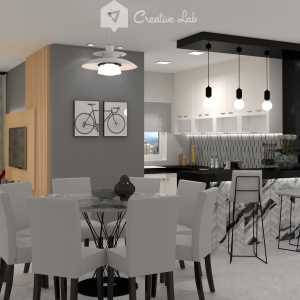 LivingRoom Riley_Dining Hall (Creative Lab Malaysia)