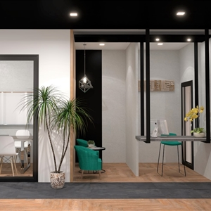 LivingRoom HUSNA _ office reception (Creative Lab Malaysia)