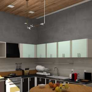 LivingRoom WALLACE_KITCHEN (Creative Lab Malaysia)