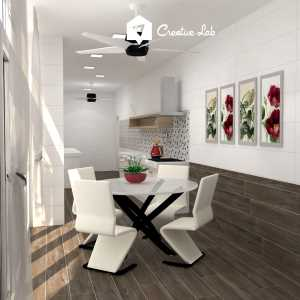 LivingRoom Riley_Kitchen (Creative Lab Malaysia)