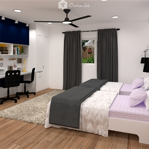 Farhana_Bedroom