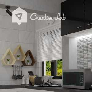 LivingRoom EdmundLai_Wet Kitchen (Creative Lab Malaysia)