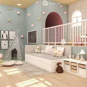 LivingRoom Reena_Kids Playroom (Creative Lab Malaysia)