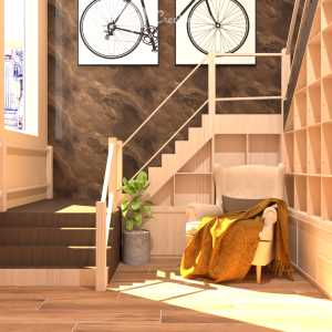 LivingRoom Firdaus_under the stairs (Creative Lab Malaysia)