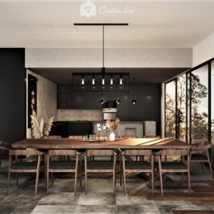 LivingRoom Belle_Dining (Creative Lab Malaysia)