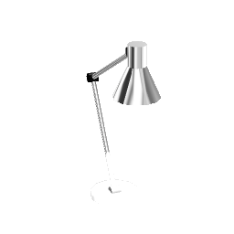 3D Model - Desk Lamp (Rotatable) (Roman Pylypiv )