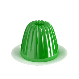 3D Model - Jelly (Kolius)