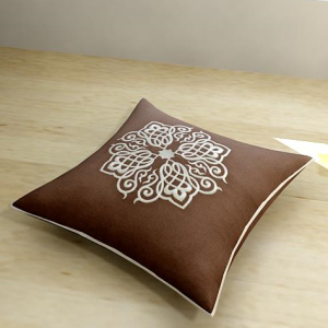 3D Model - Arabian pillow (Kolius)