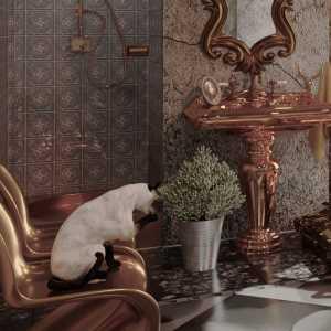 Steampunk Bathroom And Cat W I P Gen 3 Bathroom By Kolius Visoft